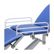Pair of Side Support Rails for Bristol Maid Treatment and Examination Couches