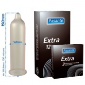Pasante Extra Condoms 3 Pack