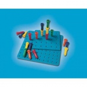 Big Little Pegboard with 25 Holes