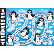 Penguin Ice-Breakers Board Game