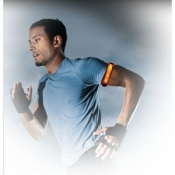 Perfect Fitness Safety LED Armband