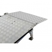 Permaramp-Entry Flap Threshold Accessory for Permaramp-Adjust Ramps
