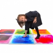 PlayLearn Sensory Floor Tile (Non-Light Up)