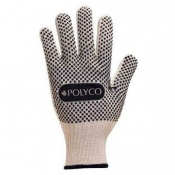 Polyco Firmadot PVC Dot Coated Knitted Gloves 73