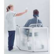 Portascreen Portable Shower Guard Screen