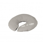 Poz' in' Form Waterproof and Antibacterial Circular Positioning Cushion