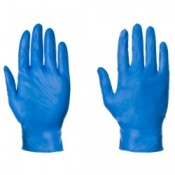 Supertouch Disposable Powdered Latex Gloves (1000 singles)