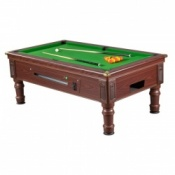 Prince 7ft Slate Bed Pool Table