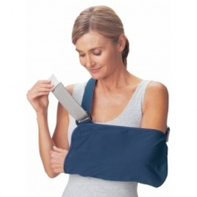 Procare Blue Vogue Arm Sling
