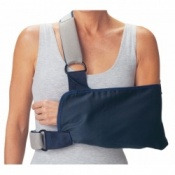 ProCare Shoulder Immobiliser With Foam Straps