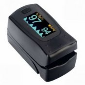 Merlin Medical M-Pulse Impact Finger Pulse Oximeter