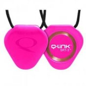 Q Link Pendant Acrylic SRT-3 Pink Triangle