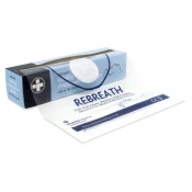 Rebreath Training Resuscitation Shield with Filter Paper Roll