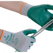 Polyco Reflex N Seamless Knitted Polycotton Safety Gloves (120 Pairs)