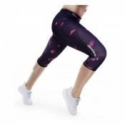 Rehband Raw Women's 3/4 Length Compression Tights