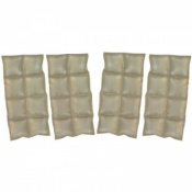 Replacement Inserts for Techniche Phase Change Cooling Military Vests
