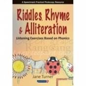 Riddles, Rhyme & Alliteration - Listening Exercises Based On Phonics By Jane Turner