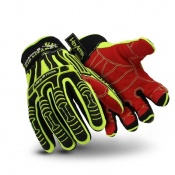 Hexarmor 2021 Rig Lizard High Visibility Safety Glove