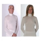 DermaSilk Roll Neck Top