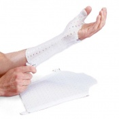 Rolyan AquaForm Zippered Wrist and Thumb Splint