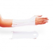 Rolyan AquaForm Zippered Wrist Splint
