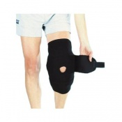 Rolyan Extended Cold Therapy Dorsal Knee Wrap Kit