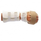 Rolyan Progressive Palm Protector Splint with Wrist Support