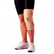 Rolyan Neoprene Wraparound Hinged Knee Brace