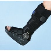 ROM Fracture Walker Brace with Air Pouches