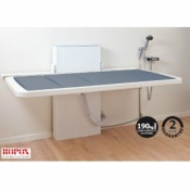 Ropox Height Adjustable Changing Bench