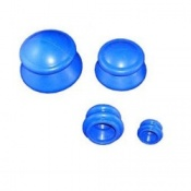 Rubber Cupping Jars
