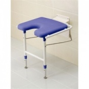 Wall Mounted Shower Seat (With Cover Option)