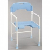 Compact Folding Shower Chair