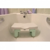 Textured Bath Seat/Step