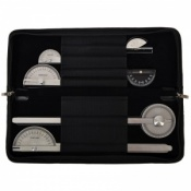 Saehan 6-Piece Stainless Steel Goniometer Set