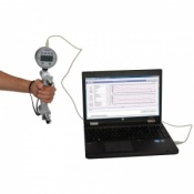 Saehan DHD-3 Digital Hand Dynamometer with Grip Strength Testing and Research Software