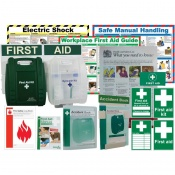 Safety First Aid Comprehensive First Aid Compliance Pack