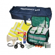 Safety First Aid Emergency Evacuation Kit