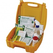 Safety First Aid Evolution Body Fluid Disposal Kit (12 Applications)