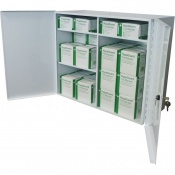 Safety First Aid HypaGuard Foil Blankets in Cabinet