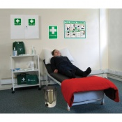 Safety First Aid School First Aid Room Furniture Package