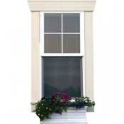 Window-Cal Sash Window Decal