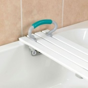 Savanah Slatted Bath Board Handle