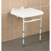 Savanah Wall-Mounted Shower Seat