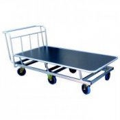 School Sports Equipment Flatbed Trolley