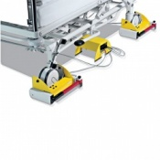 Seca 985 Bed Scale With Trolley