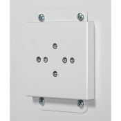 Universal Sharps Box Mounting Plate for Bristol Maid Sepsis Trolleys