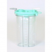 Serres Reusable Canister for 2 Litre Liners