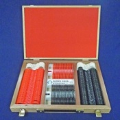 Trial Lens Set in Domicillary Kit Case