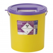 Sharpsguard Cyto 22L Sharps Container (Case of 10)